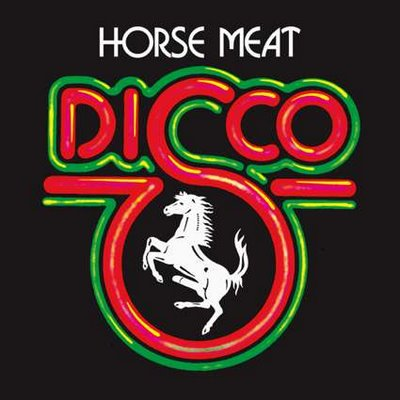 Horse Meat Disco Logo